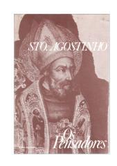 Os Pensadores - Santo Agostinho.pdf
