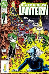 Lanterna Verde V3 #007.cbz
