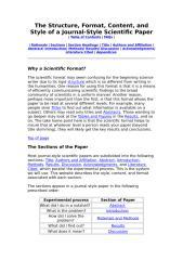 how to write scientific paper.doc