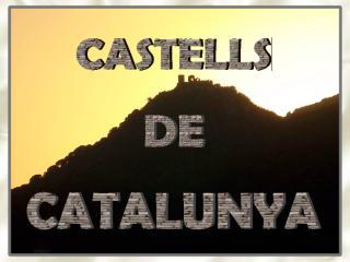 castells de catalunya.pps