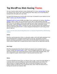 Top WordPress Web Hosting Themes.pdf