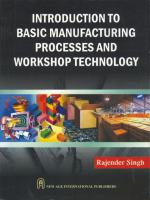 Introduction to Basic Manufacturing Processes and Workshop Technology.pdf