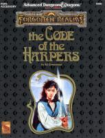 AD&D - Forgotten Realms - The Code of the Harpers.pdf