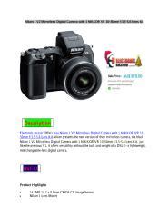 Nikon 1 V2 Mirrorless Digital Camera with 1 NIKKOR VR  Lens Kit.pdf